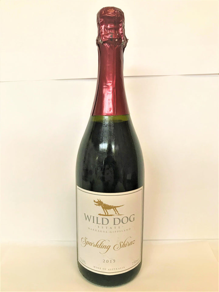 Wild Dog Estate - 2015 Sparkling Shiraz 750ml Bottle
