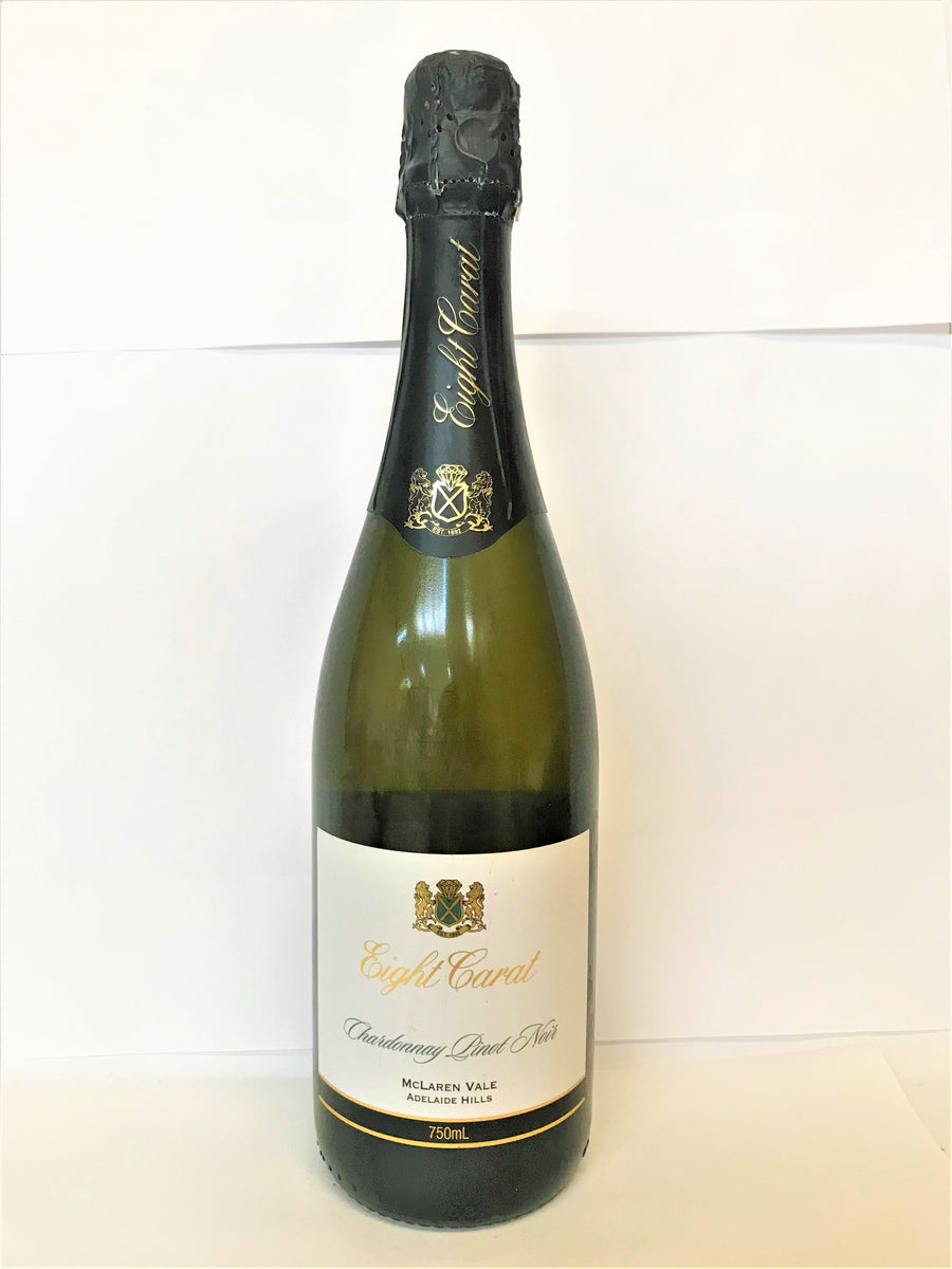 Eight Carat - Chardonnay Pinot Noir 750ml