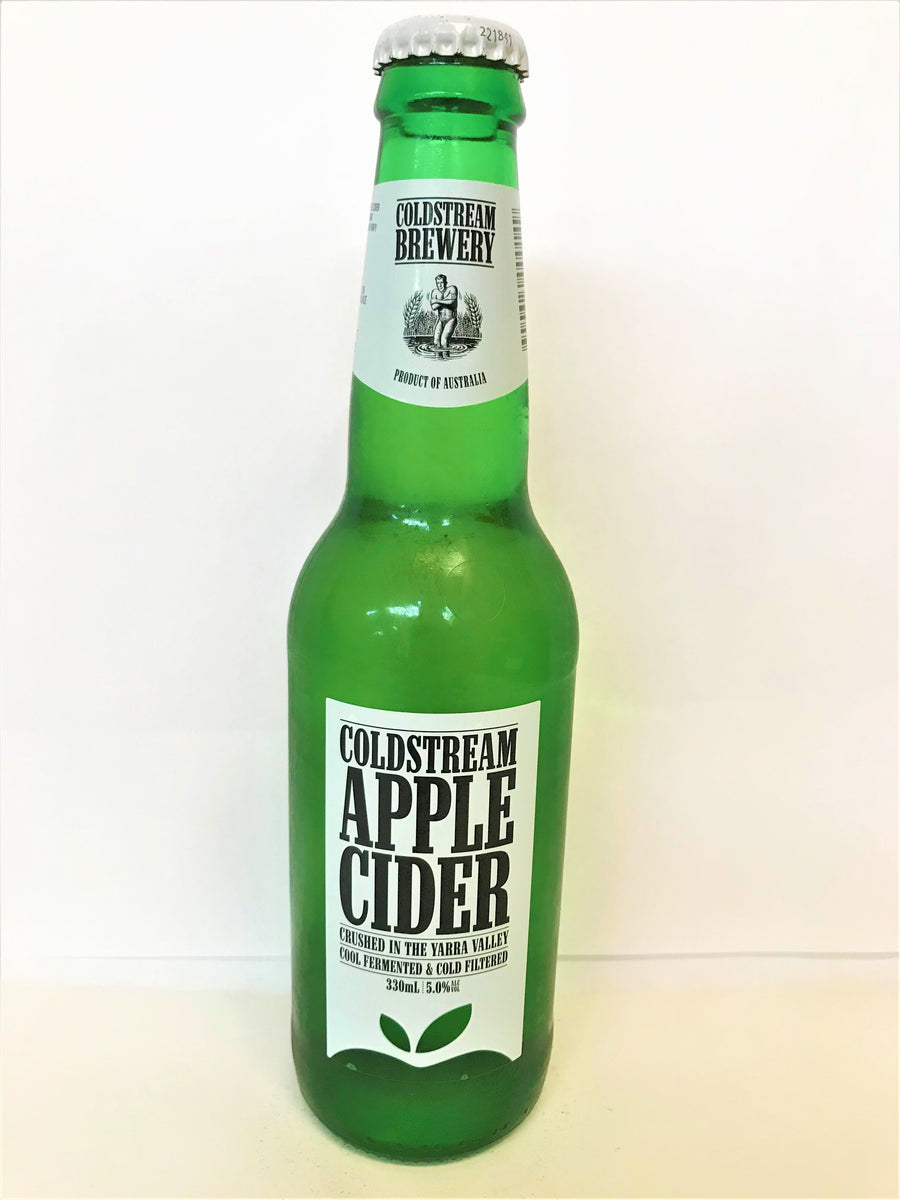 Coldstream - Apple Cider 330ml Stubbie - Singles