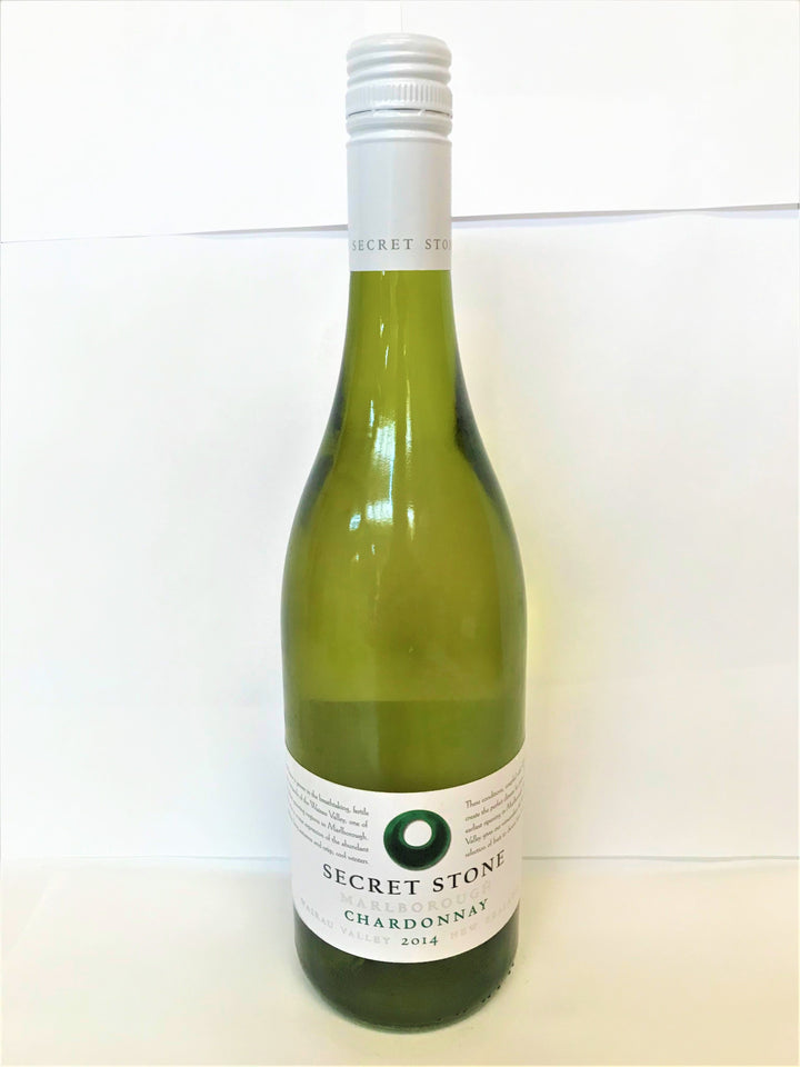 Secret Stone - 2014 Chardonnay Marlborough 750ml