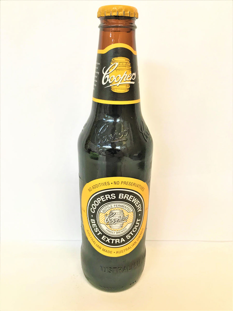 Coopers - Best Extra Stout 375ml Bottles - Single