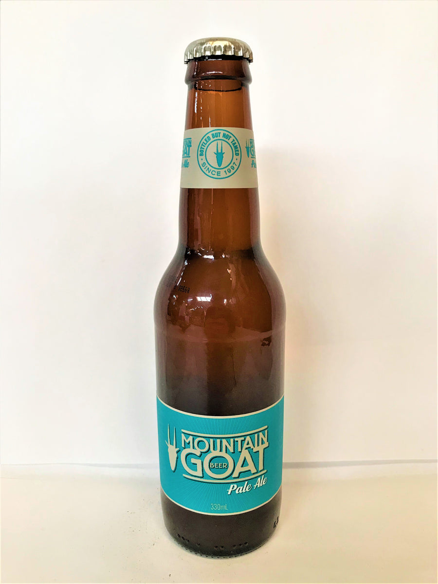 Mountain Goat - Pale Ale 330ml Bottle - Single