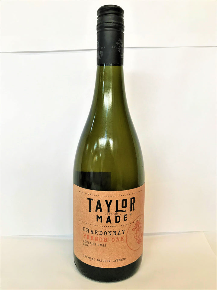 Taylor Made - French Oak Chardonnay 750ml