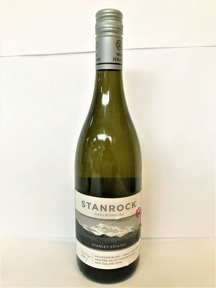 Stanrock - 2012 Sauvignon Blanc 750ml Bottle