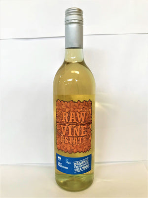 Raw Vine Estate - Preservative Free Pinot Gris 750ml
