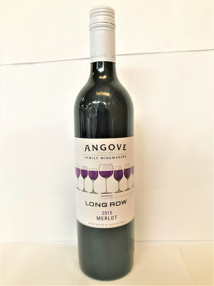 Angove - Long Row Merlot 2015 750ml Bottle