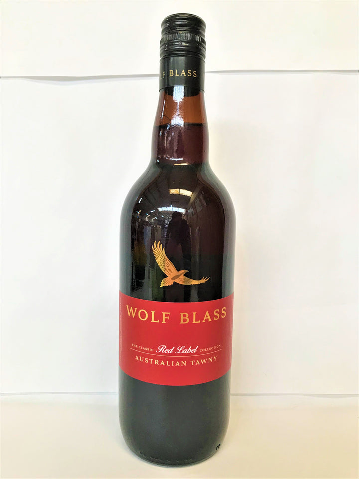 Wolf Blass - Red Label Australian Tawny 750ml