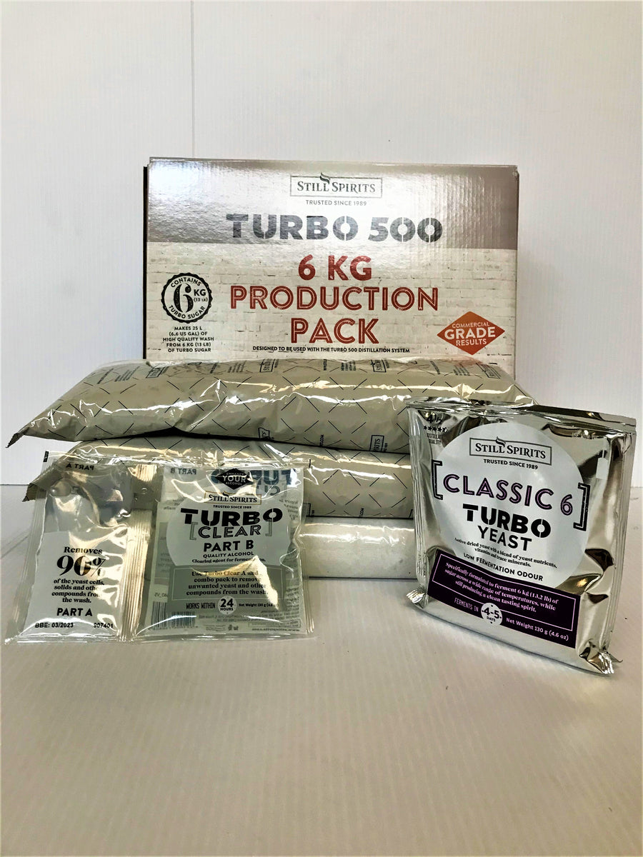 Still Spirits Turbo Production Pack - 6kg