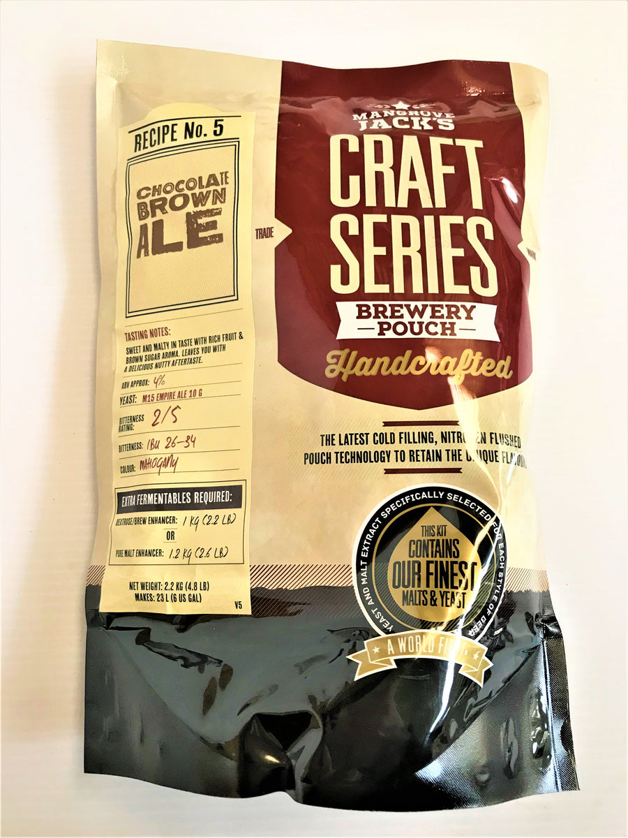 Mangrove Jack's - Craft Series Chocolate Brown Ale 2.2kg