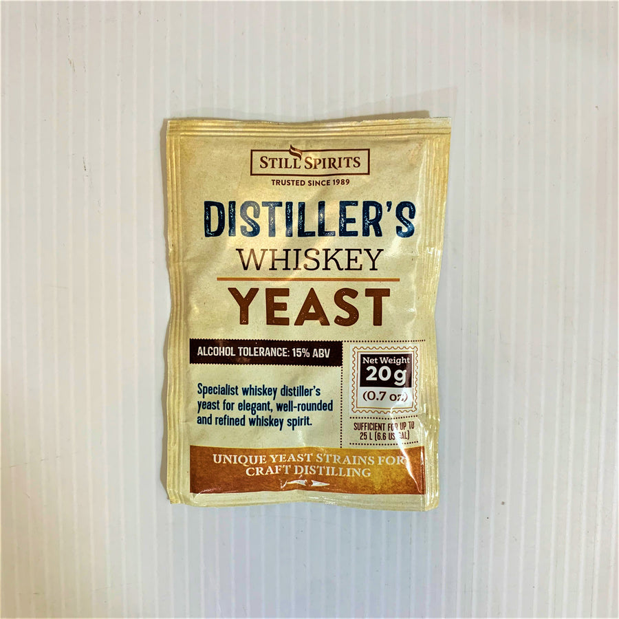 Still Spirits - Distiller's Whiskey Yeast 20g