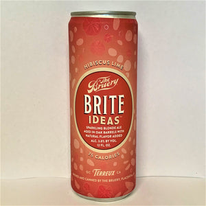The Bruery - Brite Ideas Sparkling Blonde Ale - 355ml Can