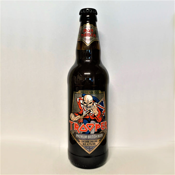 Robinsons Brewery - Iron Maiden Trooper Golden Ale - 500ml