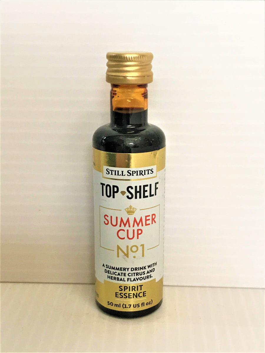 Still Spirits Top Shelf - Summer Cup No.1