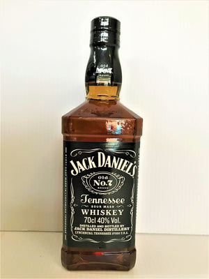 Jack Daniel's Old No.7 - Tennessee Whiskey 700mL