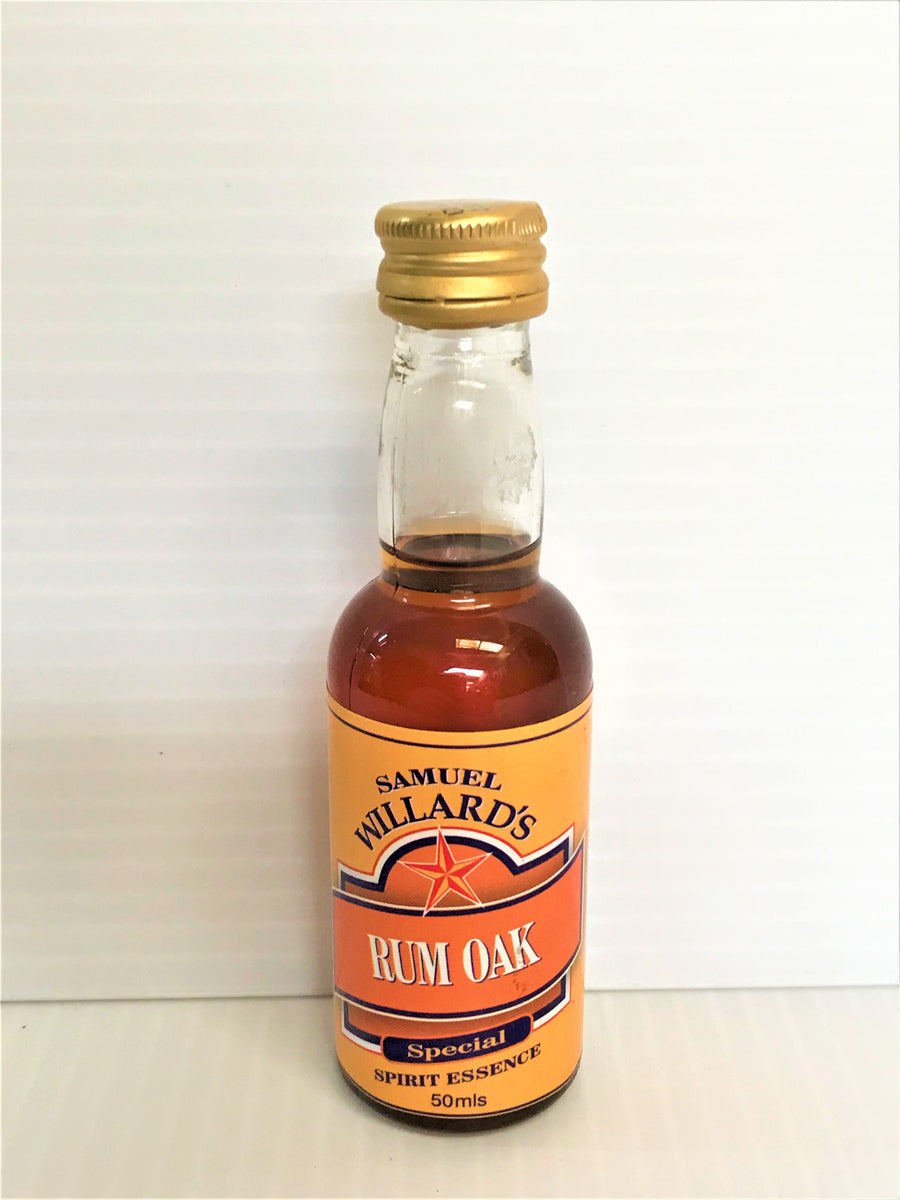 Samuel Willard's - Rum Oak 50ml