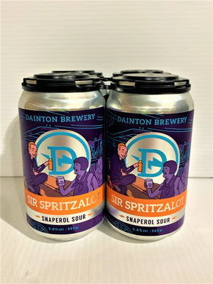 Dainton - Sir Spritzalot Snaperol Sour 355ml Can - 4 Pack