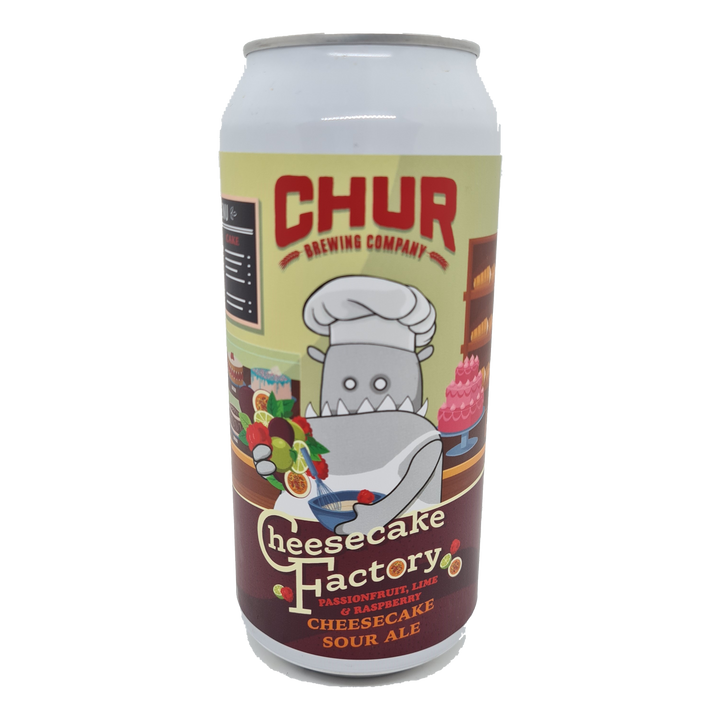 CHUR - Cheesecake Sour - 440ml Can