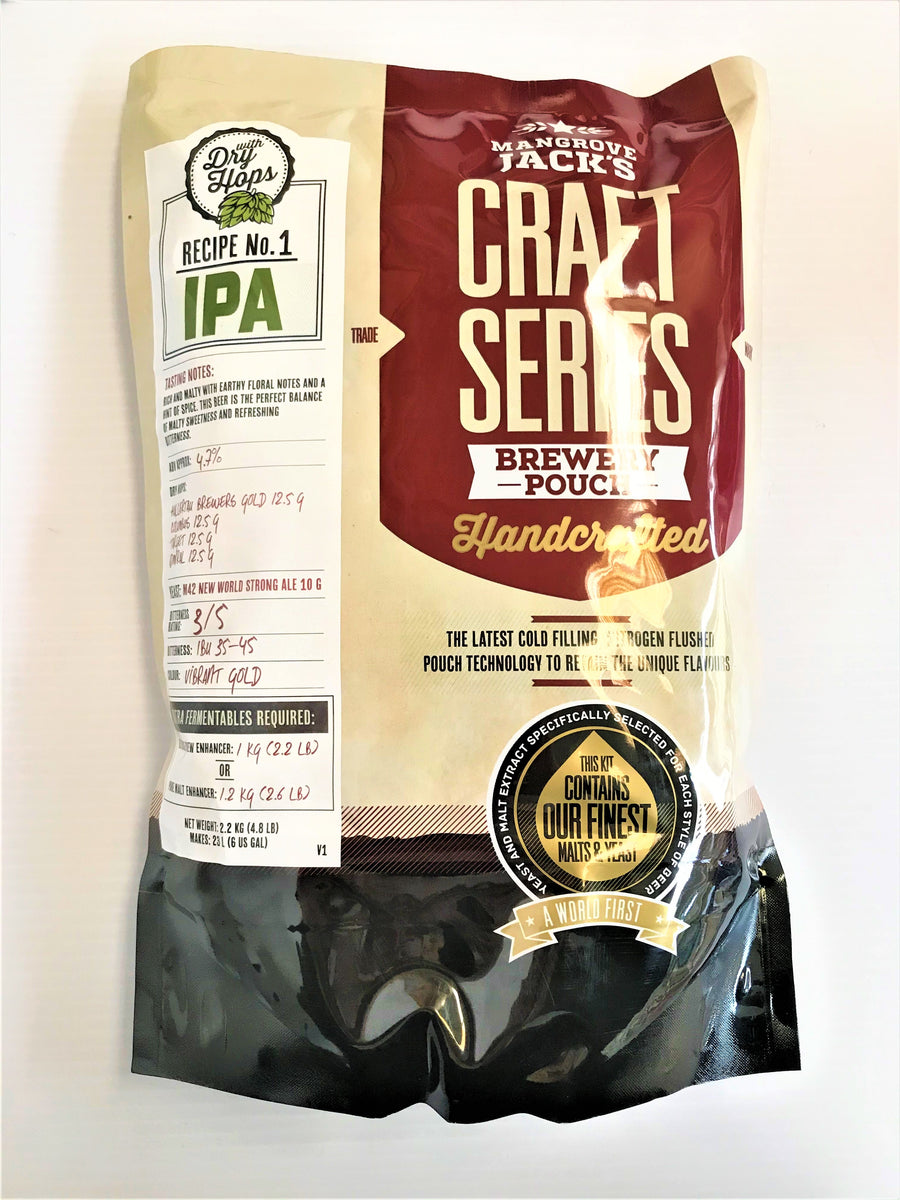 Mangrove Jack's - Craft Series IPA with dry hops - 2.5kg