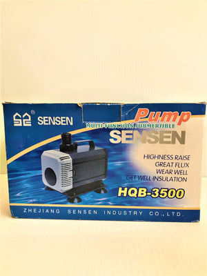 Sensen - Submersible Water Pump