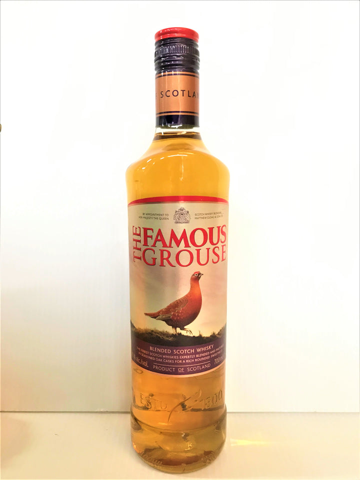 The Famous Grouse - Scotch Whisky 700mL