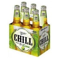 Miller Chill with Lime Lager 330mL 6 Pack