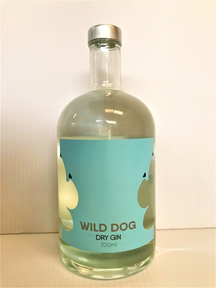 Wild Dog - Dry Gin 700mL