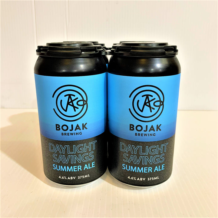 Bojak - Summer Ale 375ml Can - 4 Pack