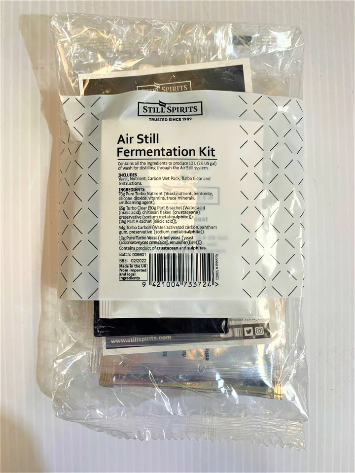 Still Spirits - Air Still Fermentation Kit