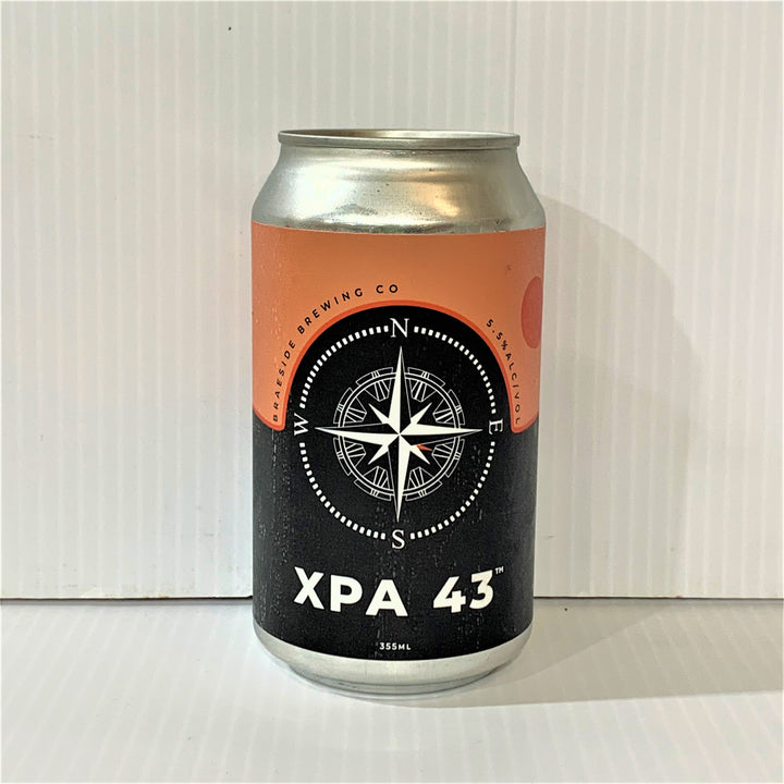 Braeside Brewing - XPA 43 355ml Can - Single