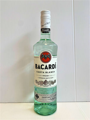 Bacardi - Rum Light Dry 750ml [IMPORTED]