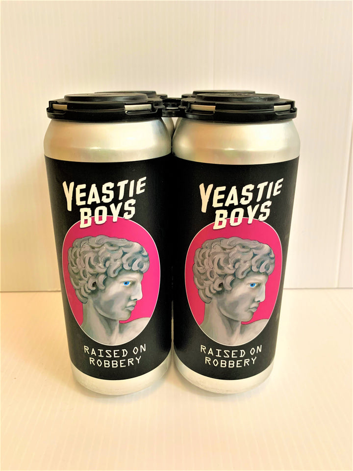 Yeastie Boys (Australia) - Raised on Robbery 330ml Can - 4 Pack