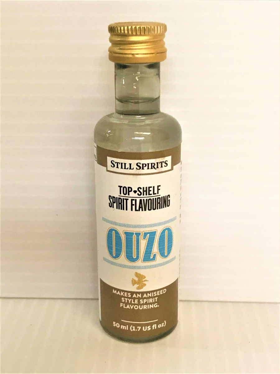 Still Spirits Top Shelf - Ouzo