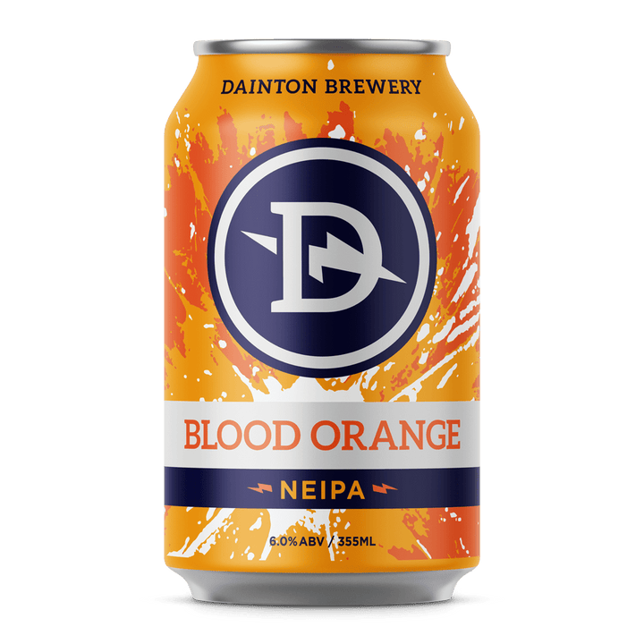 Dainton - Blood Orange NEIPA 355ml Can - Single