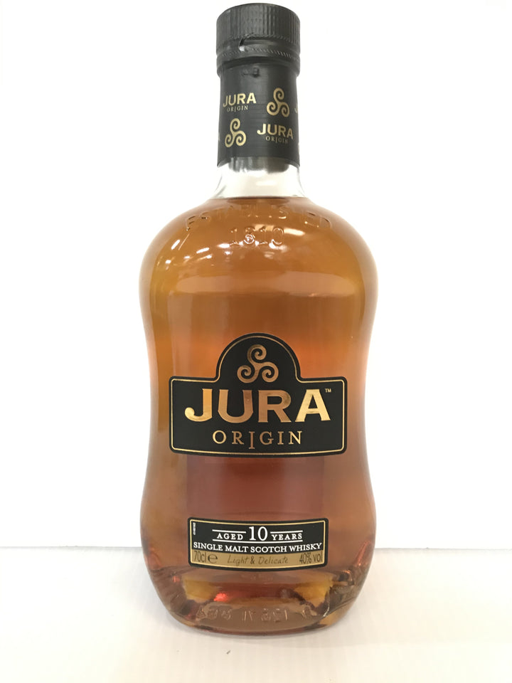 Jura - 10 Year Old Scotch Whisky 700mL