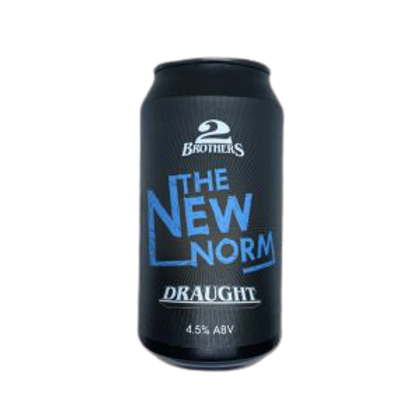 2 Brothers - The New Norm 375ml Can