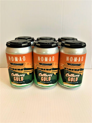 Nomad Brewing Co - Collaroy Gold 330ml Can - 6 Pack