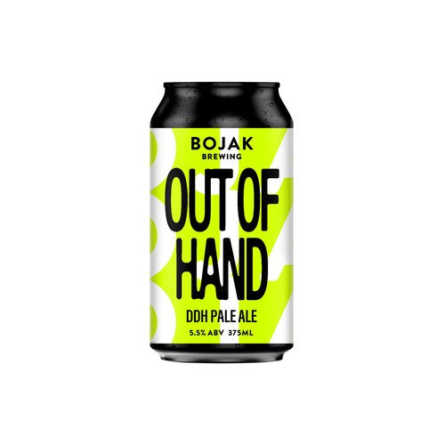 Bojak - Out Of Hand DDH Pale Ale 375ml Can - Single
