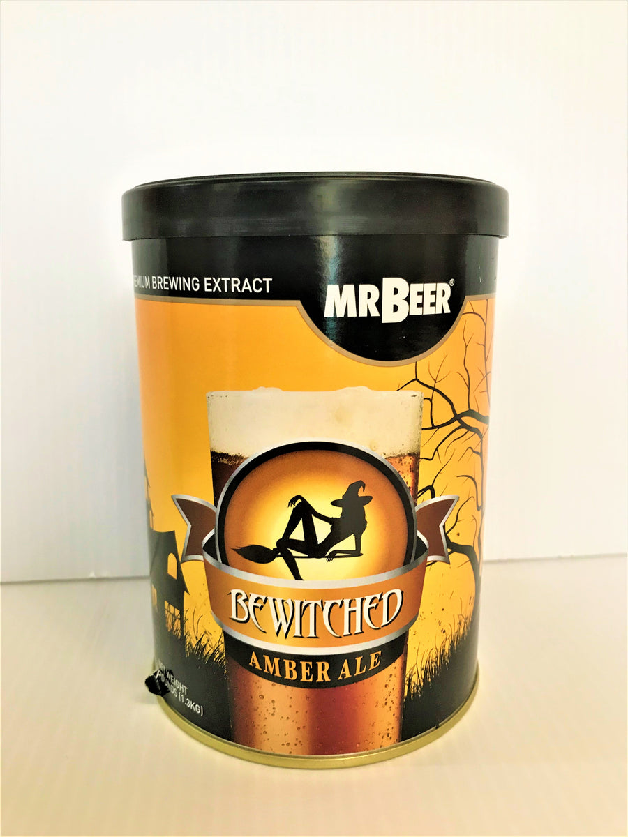 Mr Beer - Bewitched Amber Ale (1.3KG)
