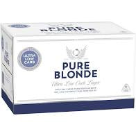 Pure Blonde - Blonde Ultra 355ml Bottle - Carton