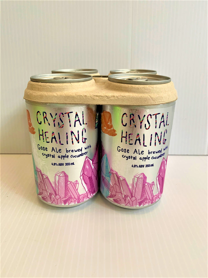 Sailors Grave - Crystal Healing 355ml Can - 4 Pack
