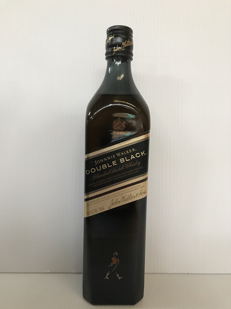 Johnnie Walker - Double Black Scotch Whisky 700mL