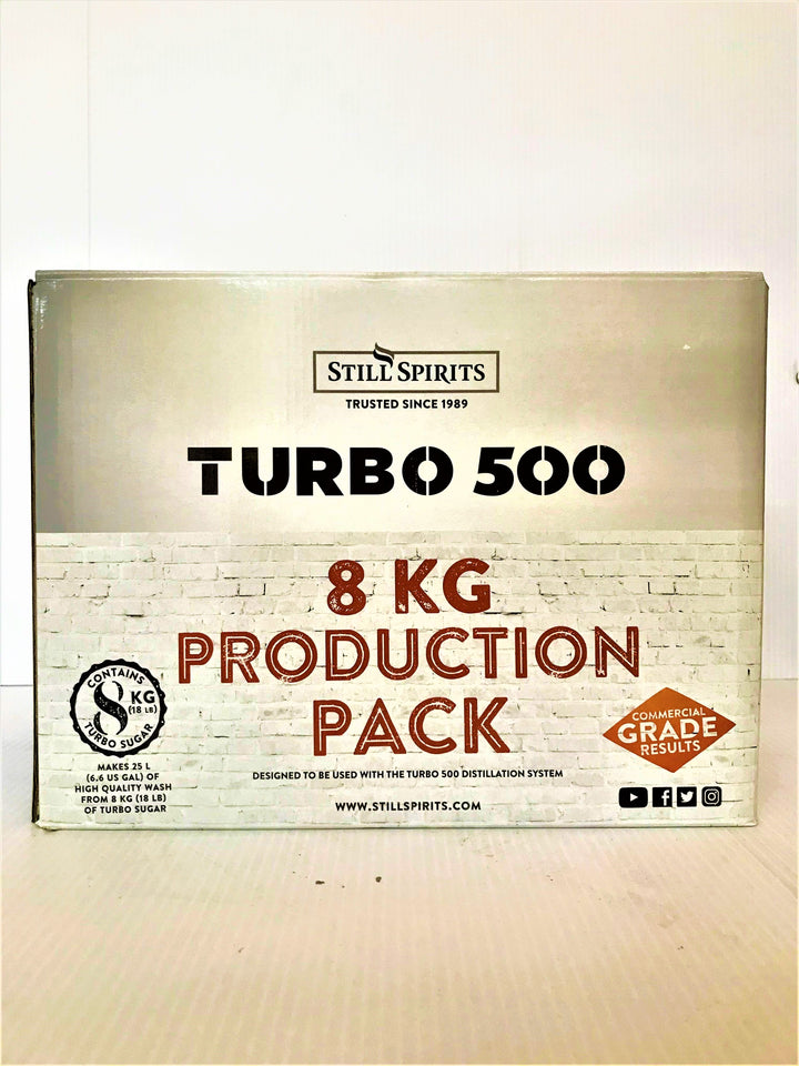 Still Spirits Turbo Production Pack  - 8 KG