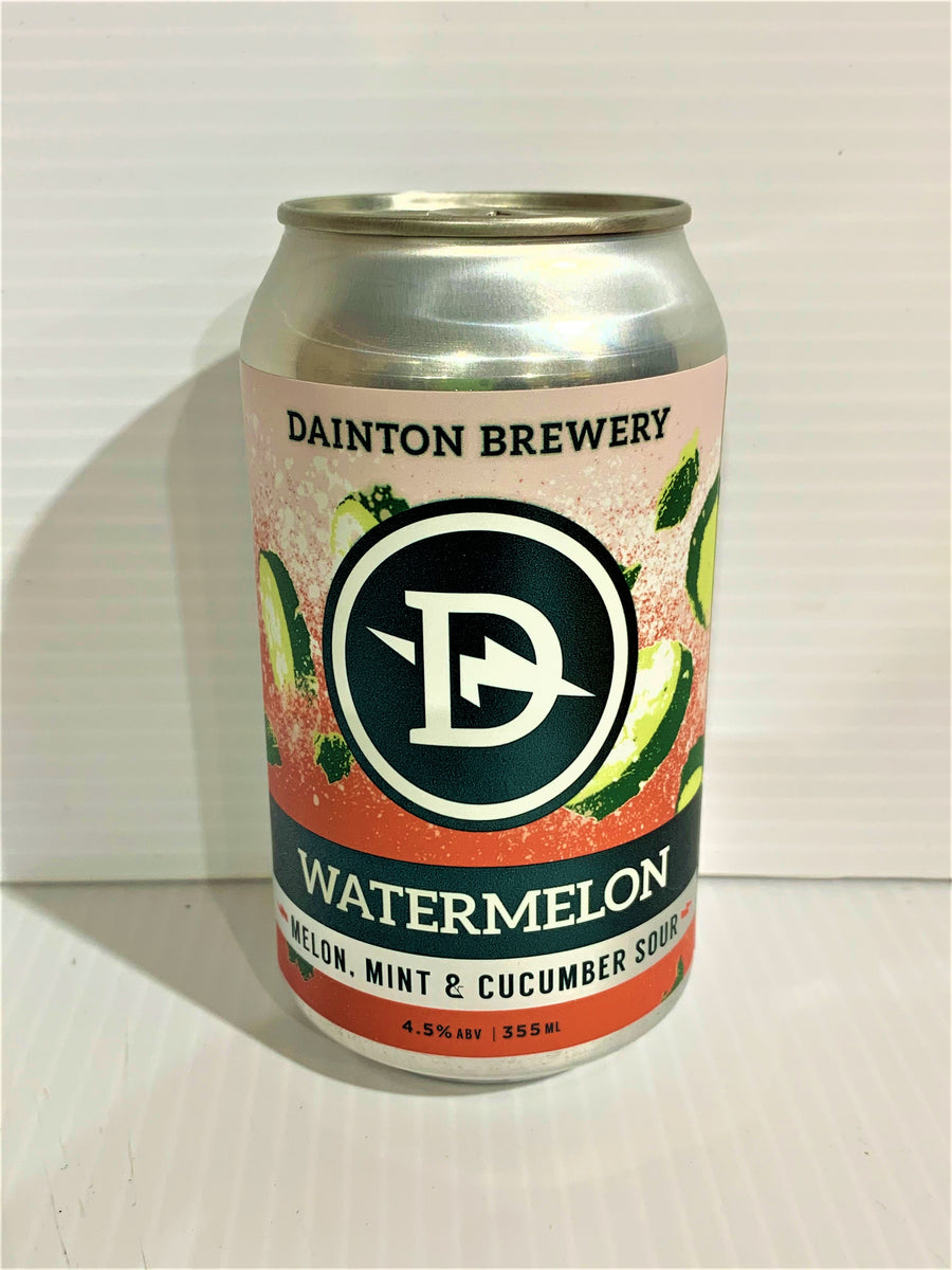 Dainton - Watermelon Mint & Cucumber Sour 355ml Can - Single