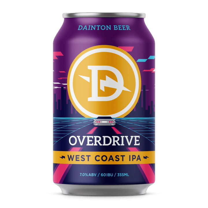Dainton - Overdrive 355ml Can