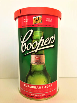 Coopers - European Lager - 1.7kg