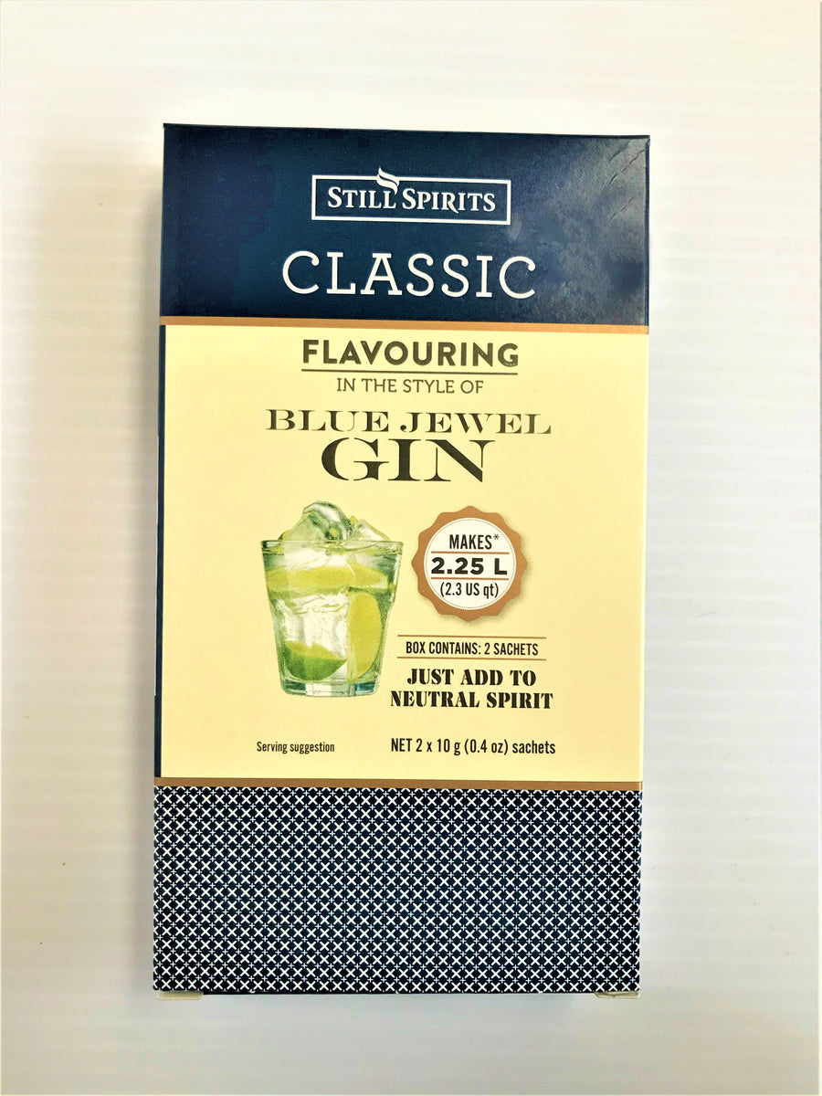Still Spirits Classic - Blue Jewel Gin