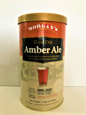 Morgan's - Royal Oak Amber Ale 1.7kg