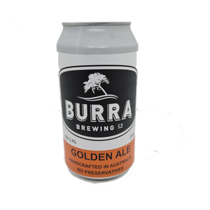 Burra - Golden Ale  375ml Can