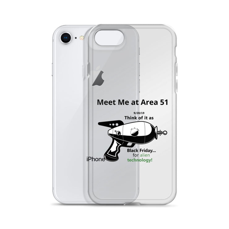 Alien Wear - iPhone Case
