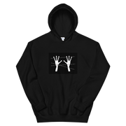 "Alien Wear Hooded Sweatshirt - ""Free the Aliens"""